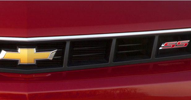 La Chevrolet Camaro restylée sera dévoilée à New York
