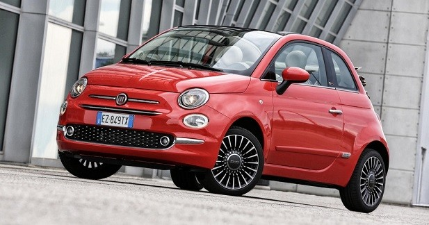 Nouvelle Fiat 500: l'icône à peine retouchée