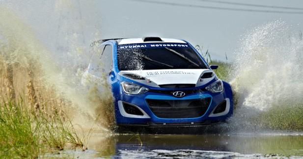 Hyundai inaugure le siège de sa division Motorsport