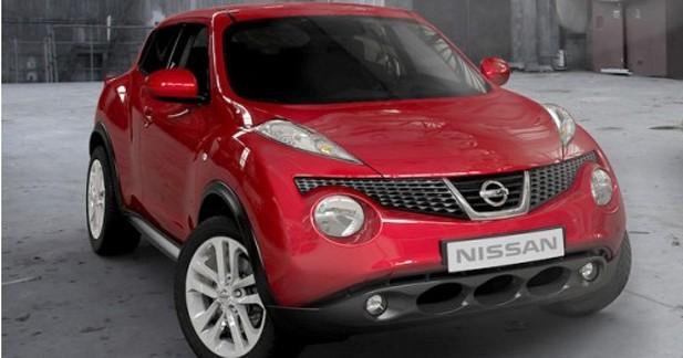 Le Nissan Juke 1.5 dCi réduit ses émissions et consommations