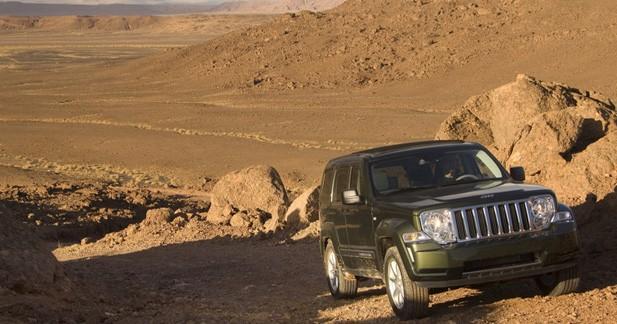 Jeep rappelle 490.000 véhicules pour des problèmes de boîte automatique