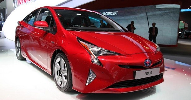Nouvelle Toyota Prius: l'originalité cultivée