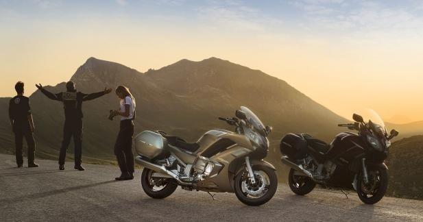 Nouvelle Version de la Yamaha FJR 1300 pour 2014
