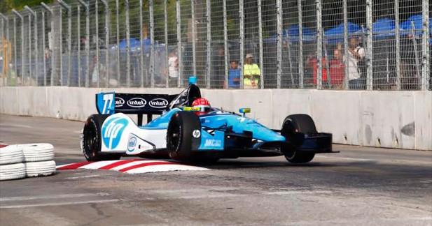 Indycar – Baltimore : les français font le show