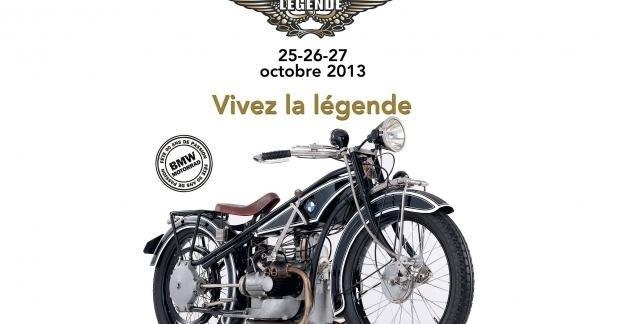 Nouvelles dates pour le salon Moto Legende