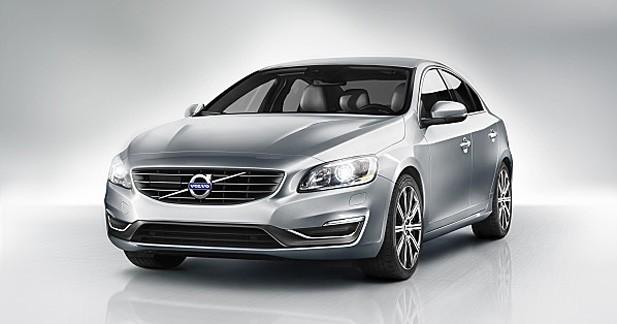 Volvo : les nouveaux quatre-cylindres ''maison'' entrent en production