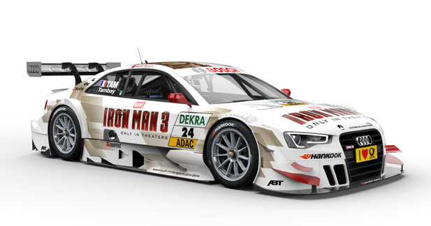 Le championnat DTM va appliquer le DRS comme en F1