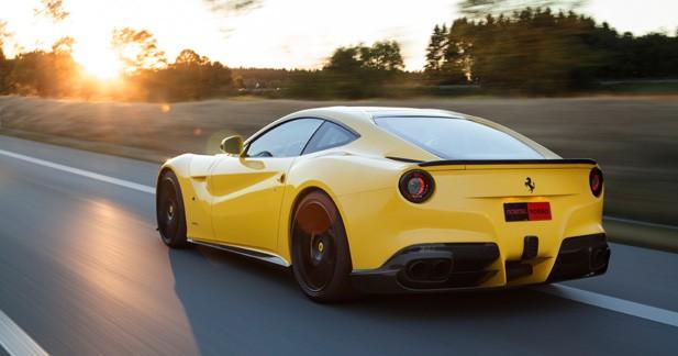 Novitec Rosso : la Ferrari F12 Berlinetta plus bestiale encore