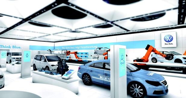 Volkswagen met le turbo sur la réduction de CO2