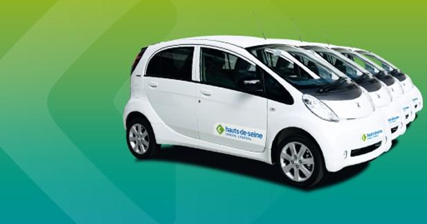 Le 92 va poursuivre l'achat de véhicules électriques