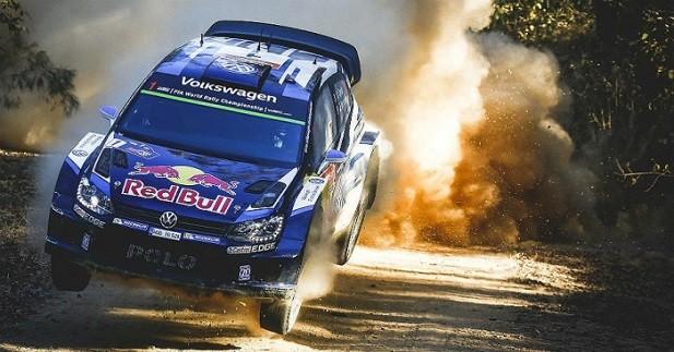 WRC: Ogier décroche un 3e titre