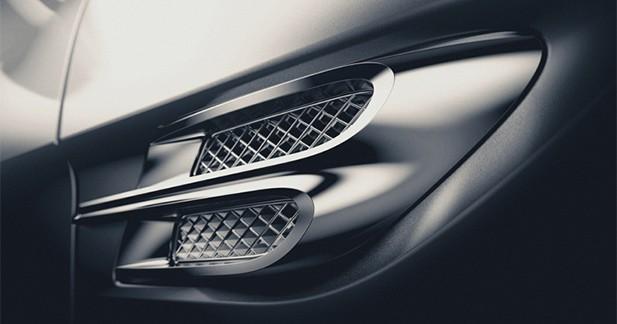 Le futur SUV Bentley s'appellera Bentayga