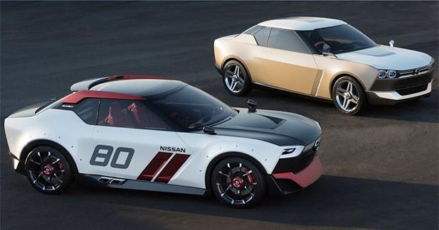 Le concept Nissan IDX pourrait avoir un avenir
