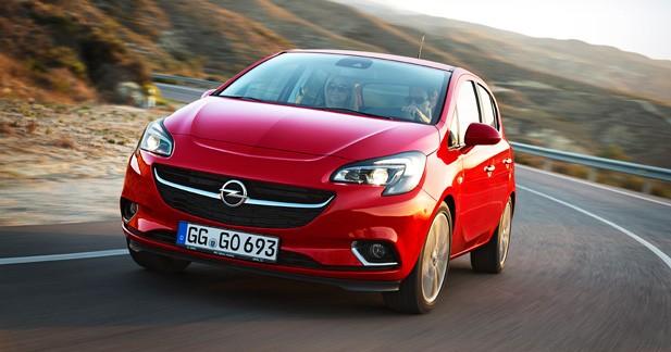 Opel Corsa 1.3 CDTI ecoFlex Easytronic: la plus sobre de son histoire