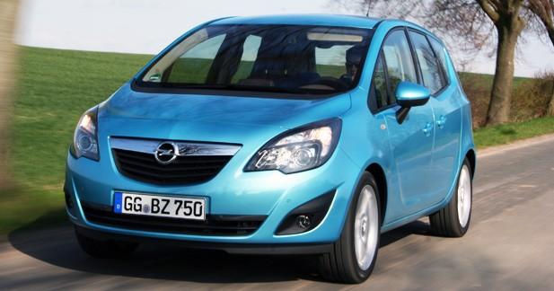 Essai Opel Meriva II 1.4 Twinport 120 ch : le pari de l'antagonisme