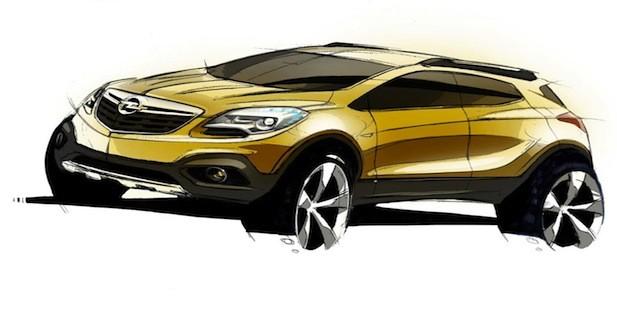 Opel : un nouveau SUV et 500 millions d'euros d'investissments