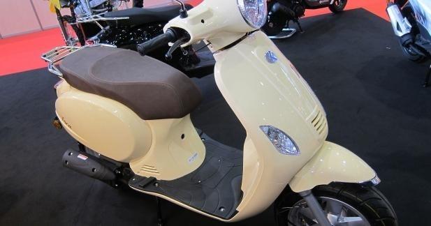 Orcal, la nouvelle marque scooter de la DIP