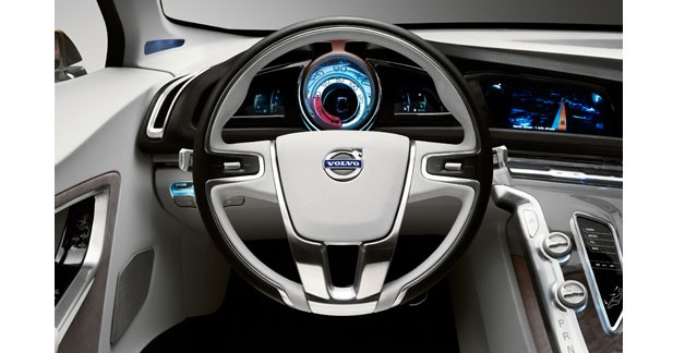Volvo se penche sur l'interface homme-machine