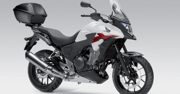 Pack Evasion pour la Honda CB500X