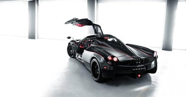 Une carrosserie en carbone en option