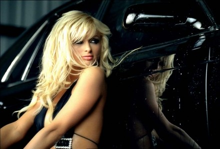 Paris Hilton au service de votre auto