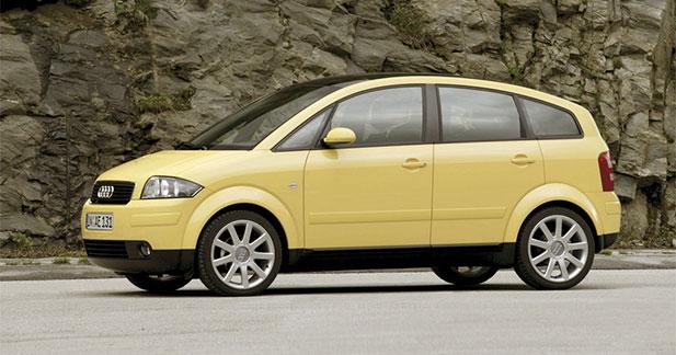 Contrairement à BMW, Audi ne sortira pas de monospace premium
