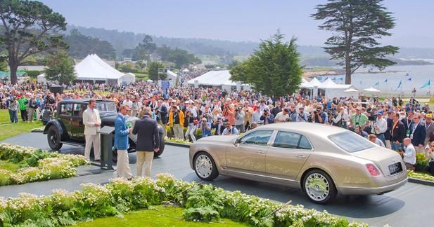 Concours d'Elégance de Pebble Beach : le gala de l'automobile