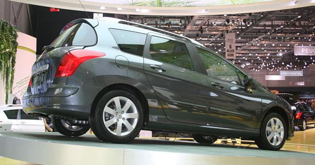 Peugeot 308 SW : prévision d'espace