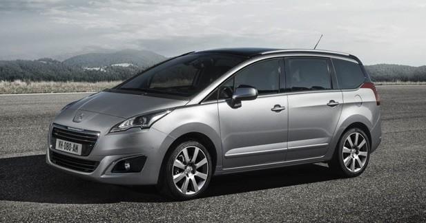 Peugeot 5008 : restylé à son tour