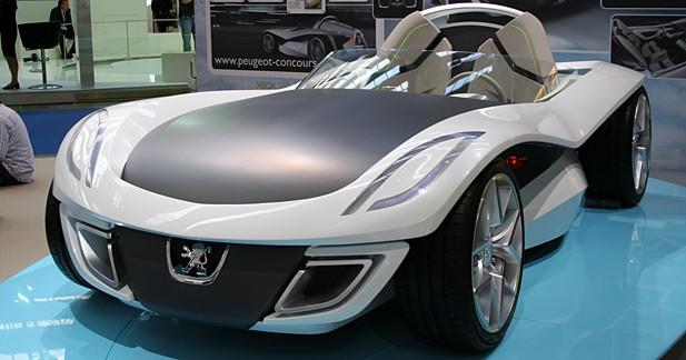 Peugeot Flux : de virtuel à vertueux