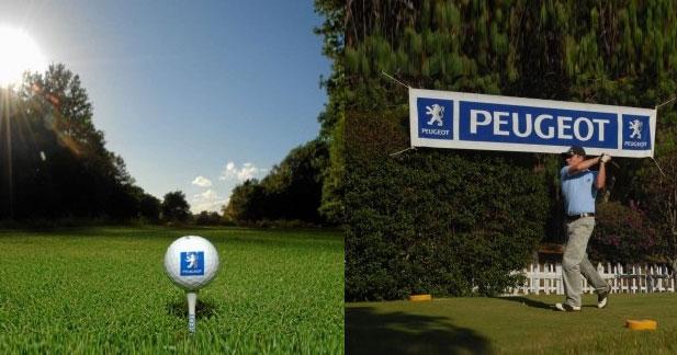Peugeot partenaire de l'International Pro-Am