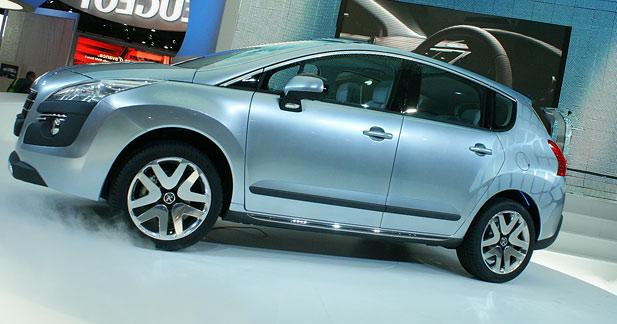 Peugeot Prologue HyMotion4 : le Qashqai en ligne de mire