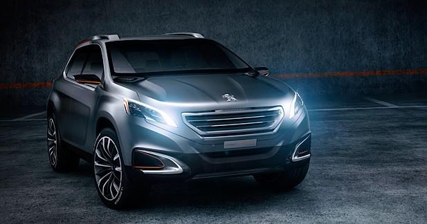 Peugeot Urban Crossover : le futur 2008 se précise