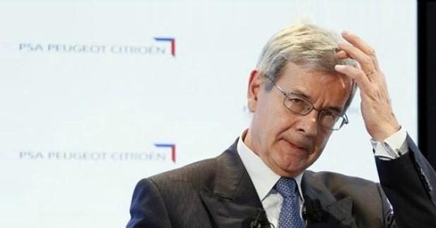 Philippe Varin renonce à sa retraite chapeau de 21 millions d'euros
