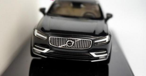 La Volvo V90 dévoilée... en miniature!