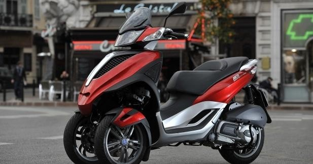 Piaggio revoit ses gammes et tarifs pour 2013