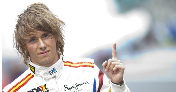 Formule 1 : Charles Pic signe chez Caterham F1