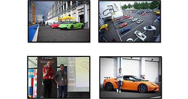 Pirelli P ZERO Experience 2013 : Jean Alesi a assuré le spectacle
