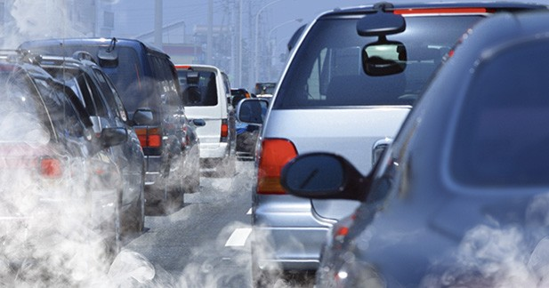 Plan Antipollution: les véhicules anciens expulsés de Paris!