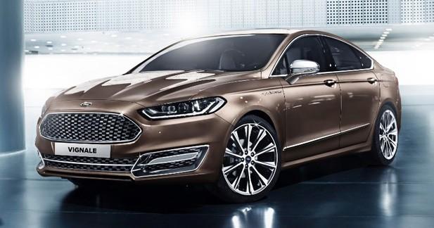 Une année 2015 généreuse en nouveautés chez Ford Europe