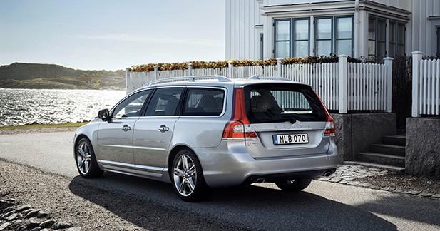 Volvo lance la série spéciale Signature Edition sur le V70 et le XC70