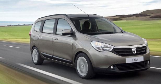 Dacia Lodgy : Format familial !