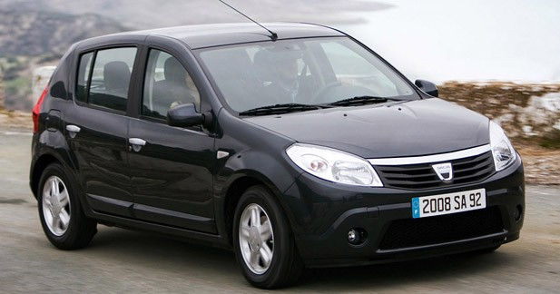 Dacia Sandero : Homogène et discrète