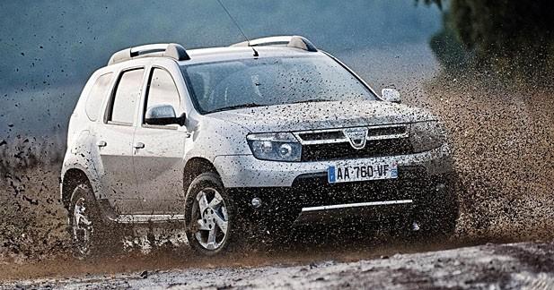 Dacia Duster : Baroudeur roumain