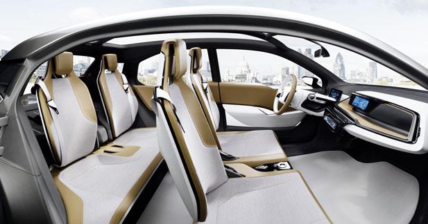 BMW révèle le futur intérieur de la i3