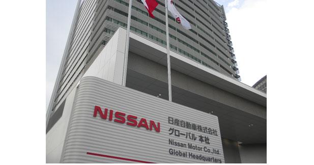 Nissan pas impacté a priori par le tremblement de terre au Japon