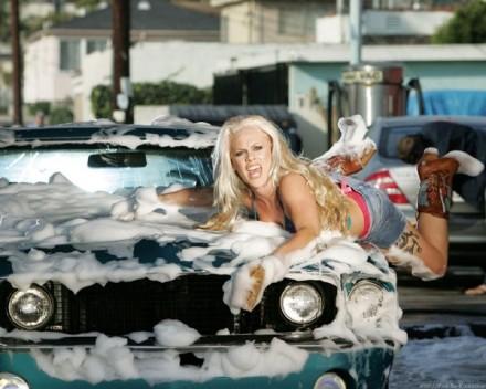 P!nk : passionnée d'automobile ?