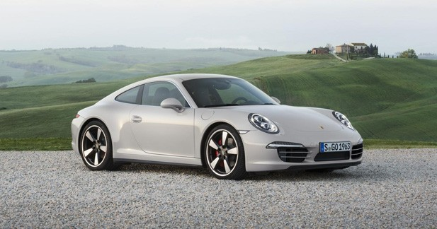 Porsche 911 50ème Anniversaire : Hommage rendu