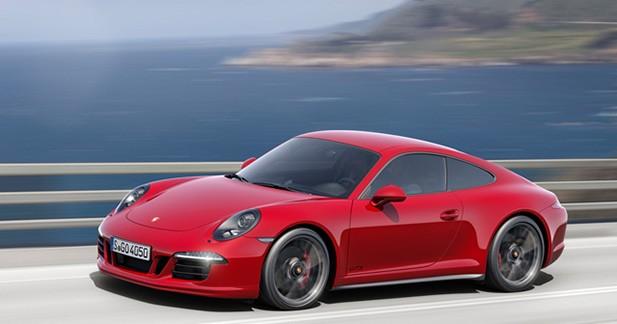Une nouvelle Porsche 911 GT en préparation