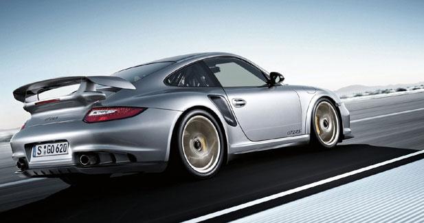 Porsche 911 GT2 RS : la sportive des superlatifs